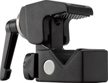 Kupo Convi Clamp With Adjustable Handle - Black,