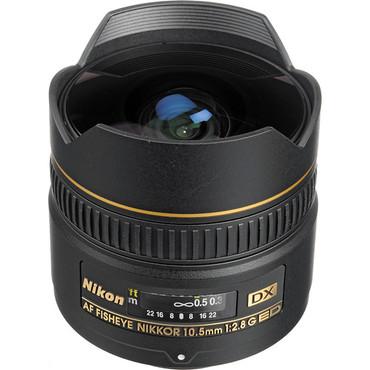 Nikon AF DX 10.5Mm F/2.8G ED AF DX Fisheye