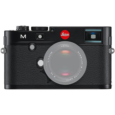 M (240) Digital Rangefinder Camera (Black)