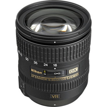 Nikon AF-S DX 16-85mm f/3.5-5.6G VR