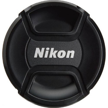 Nikon LC 52mm Snap-On Lens Cap LC-52