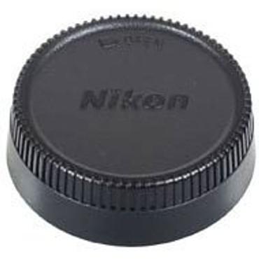 Black Rear Lens Cap For Nikon 1