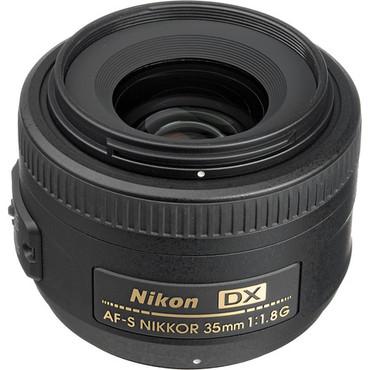 Nikon AF-S DX 35mm F/1.8G DX