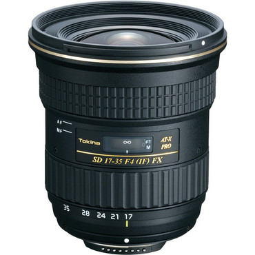 17-35mm f/4 Pro FX For Canon