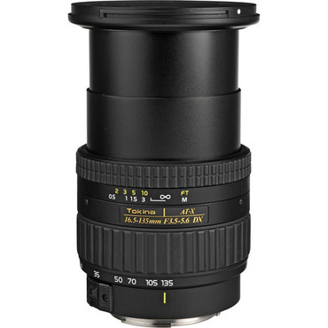 16.5-135MM F/3.5-5.6 AT-X DX AF Lens F/Canon