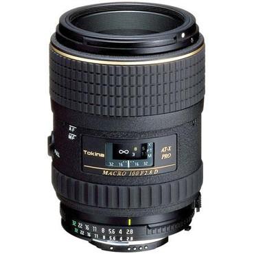 Tokina 100mm f/2.8 Macro For Nikon