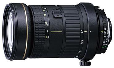 80-400mm F/4.5-5.6 AF-D Canon