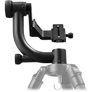 Sirui PH-20 Carbon Fiber Gimbal Head w/ QR Plate & Side Kick