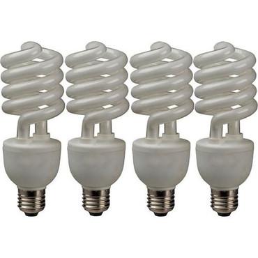 Westcott Fluorescent Lamps - 30 Watts/120 Volts (Pack of 4)
