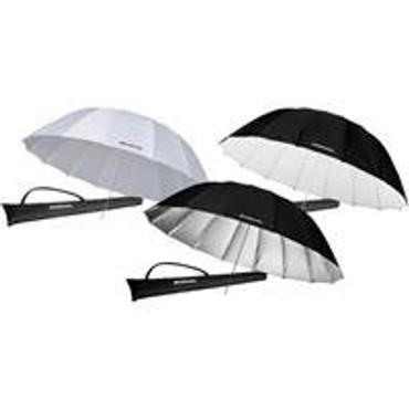 Westcott 7' Parabolic Umbrella Bundle