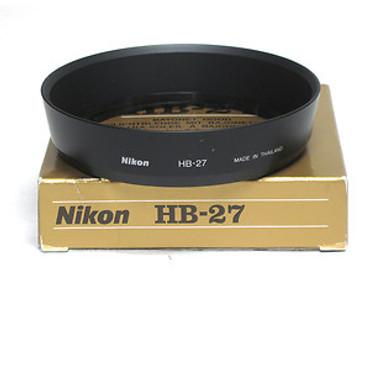 HB-27 Lens Hood For 28-100Mm