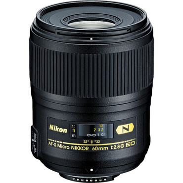 Nikon AF-S FX 60mm f/2.8G ED Nano Micro-Nikkor