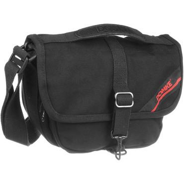 F10 JD Medium Shoulder Bag Black