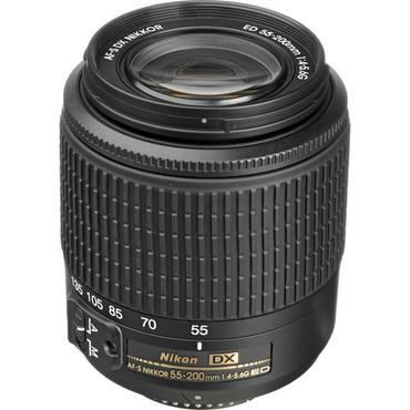AF-S DX 55-200mm f/4-5.6G ED