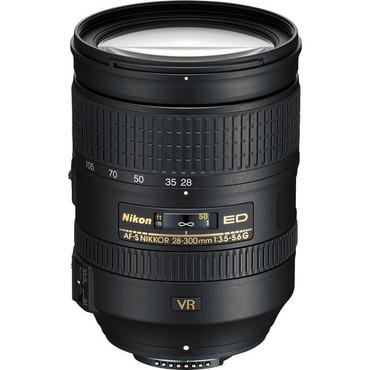Nikon AF-S FX 28-300MM F/3.5-5.6G ED VR