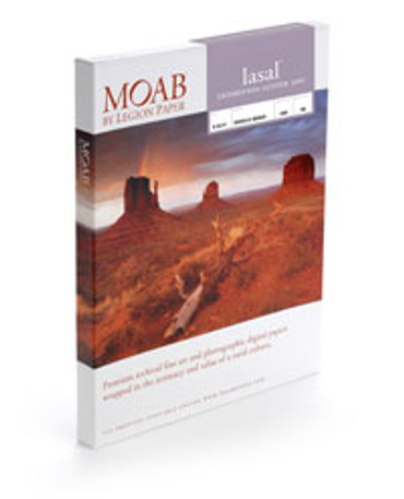 Moab Lasal Exhibition Luster Paper (8.5X11, 50Shts)