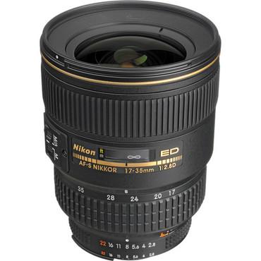 Nikon AF-S FX 17-35Mm F2.8D IF-ED
