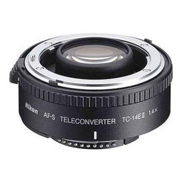 AF-S TC-14E II 1.4x Teleconverter