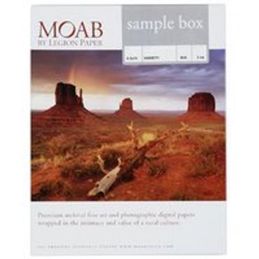 """Moab Sample Pack, 8.5 X 11"""""""