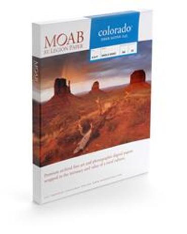Moab - 11X17 25Sh Colorado Fiber Satine 245Gsm S/S