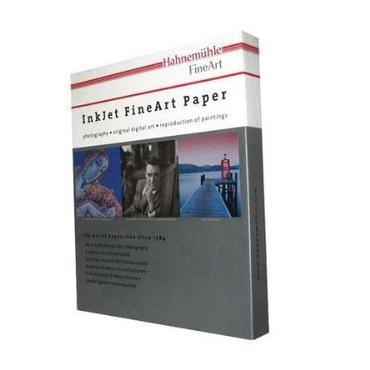 "Hahnemuhle Fine Art Pearl, Fiber Based, Bright, Bright White Inkjet Paper, 285gsm, 11x17"", 25 Sheets"
