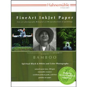 """Hahnemuhle Bamboo 290gsm - 11"""" x 17"""" 25 Sheets"""
