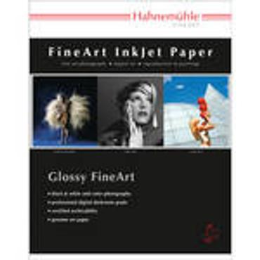"Hahnemuhle Fine Art Pearl, Fiber Based, Bright White Inkjet Paper, 285gsm, 8.5x11"", 25 Sheets"