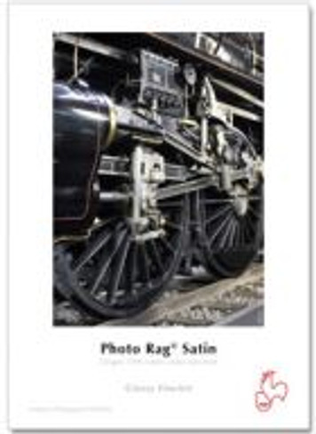 Hahnemuhle - Photo Rag Satin-13X19 20 Sheet