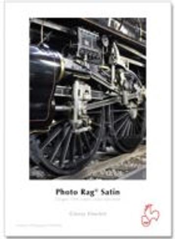 Photo Rag Satin-13X19 20 Sheet