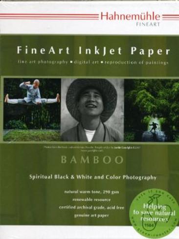 Bamboo Natural Warm Tone-8.5X11 20 Sheet