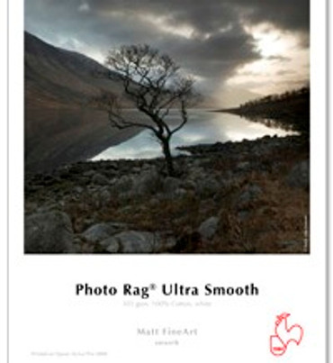 Photo Rag Smooth-8.5X11 20 Sheet