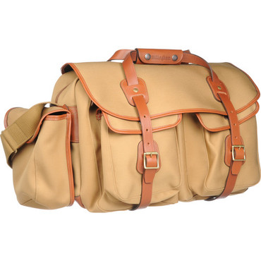 Billingham 550 Shoulder Bag (Khaki/Tan)