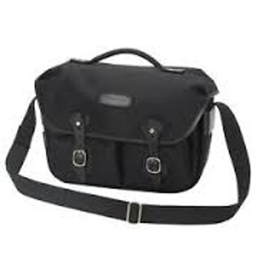 Billingham 106 Media System Bag (Black/Black)
