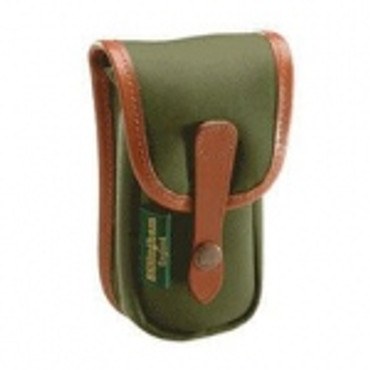 Avea 3 Pouch (Olive With Tan Leather Trim)