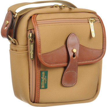 Stowaway Pola Shoulder Bag (Khaki/Tan)