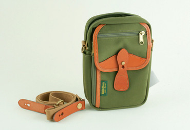 Stowaway Airline (Olive/Tan)