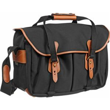445 Shoulder Bag (Black/Tan)