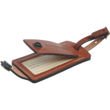 Luggage Tally (Tan)