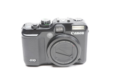 Pre-Owned - Canon Powershot G10, 14MP,5X ZOOM