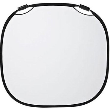"""Profoto 47.24"""" / 120cm Large Collapsible Reflector, SunSilver/White"""