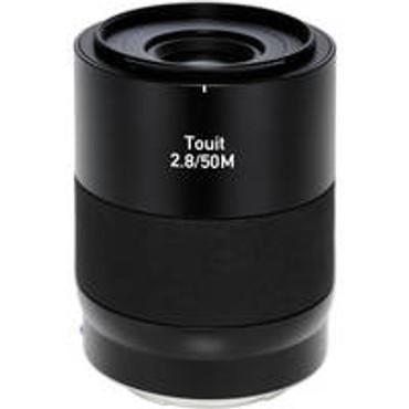 Zeiss Touit 50mm f/2.8M Lens (Sony E-Mount)
