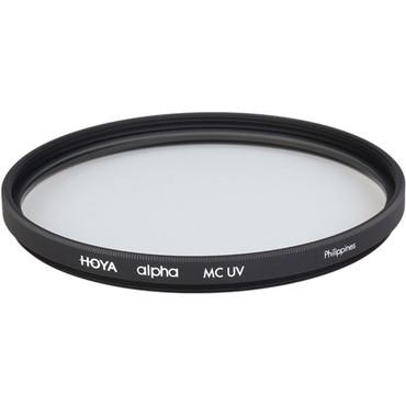 Hoya 72mm alpha MC UV Filter