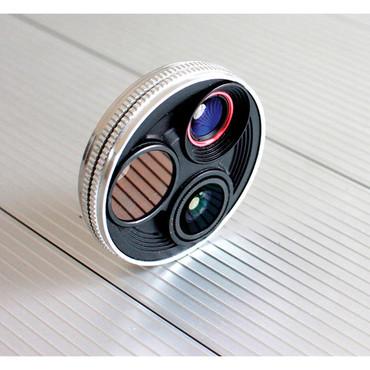 Ztylus RV-1 Revolver Lens Attachment for ZGS-4 Samsung Galaxy S4 Case
