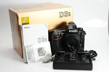 Pre-Owned - Nikon D3S Digital SLR Camera (Camera Body)