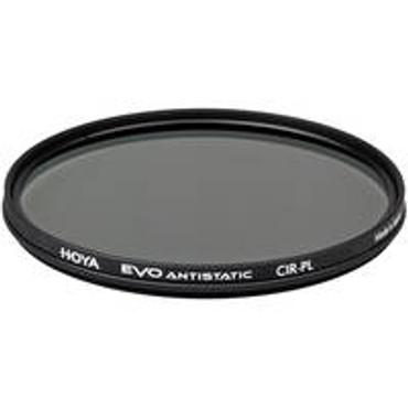 Hoya 52mm EVO Antistatic Circular Polarizer Filter