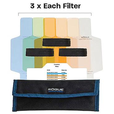 Rogue Flash Gels - Color Correction Filter Kit (Set Of 18)