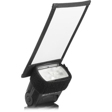 Photo Gobo Bounce Card For Speed (Blk/White)