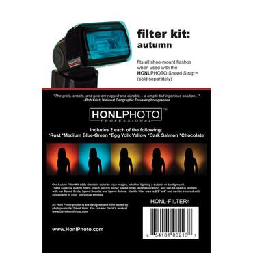 Filter Kit: Autumn Gel