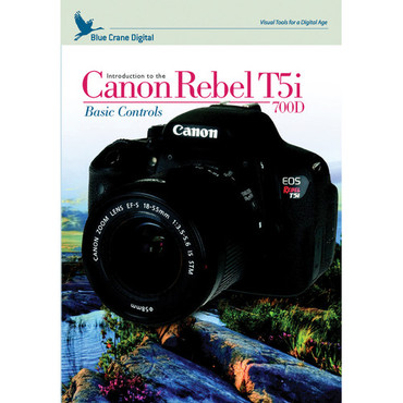 Introduction to the Canon Rebel T5i/700D
