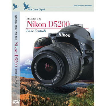 Introduction To The Nikon D5200 - Basic Controls